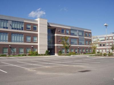 Jefferson Gateway Office Park close up