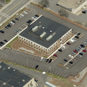 Kent Center aerial