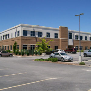 Kent Center lot