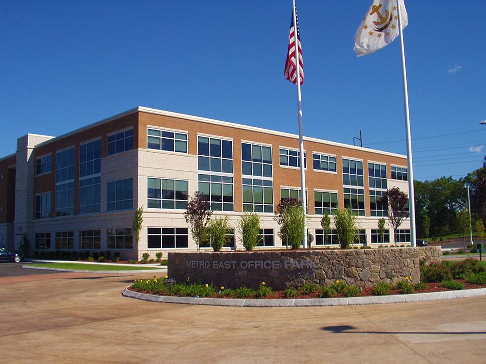 Jefferson Gateway Office Park entry