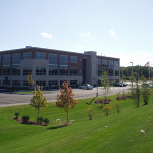 Jefferson Gateway Office Park lawn