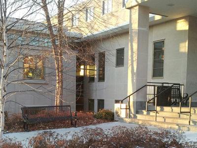 Miley Hall Salve Regina University 2