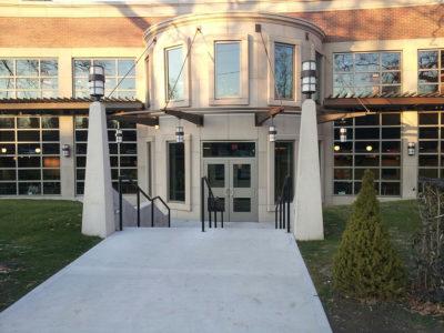 Miley Hall Salve Regina University 1