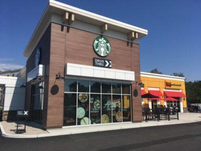 Forbes Crossing Starbucks
