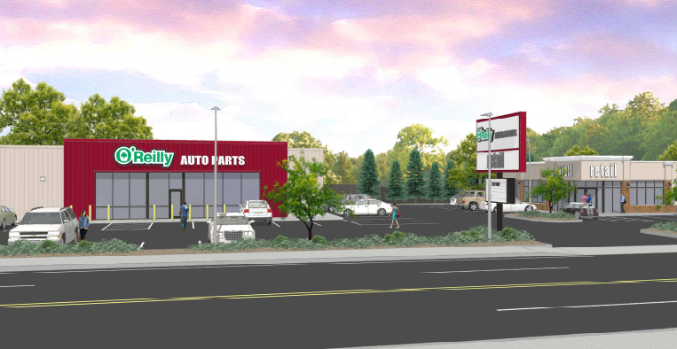 East Providence To Receive New O Reilly Auto Parts