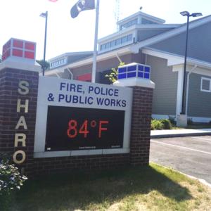 Sharon Public Safety Complex