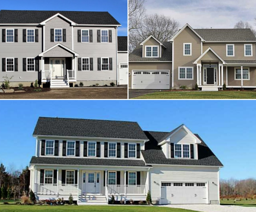 Photos represent similar homes built by KREG Realty