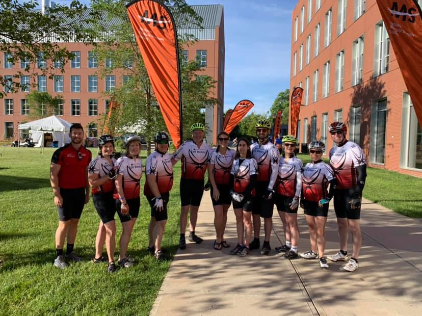 Bike MS: MS Society